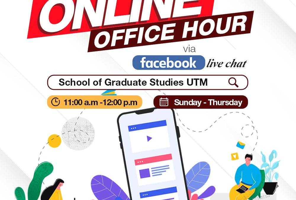 Online Office Hour via Facebook Live Chat